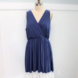 ModCloth Dresses - Modcloth Yellow Star Sweet Leadership Jersey Dress